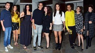 Goldie Behl Birthday Celebration | Akshay Kumar, Twinkle, Raveena, Riteish, Genelia