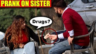 Prank on My Sister | Unglibaaz