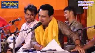 Mithe Ras Se Bhariyo re Radha Rani by Krishna ji. Live . Channel k