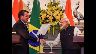 India, Brazil ink 15 pacts to boost ties in IT, biofuel and mining
