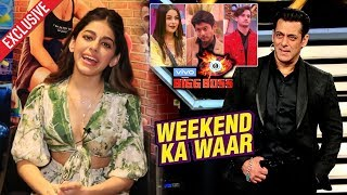 Exclusive: Jawaani Jaaneman Actress Alaya F Reaction On Salman Khan, Sidharth, Shehnaz, Asim | BB 13