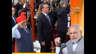 "PM Modi Addresses First ""Mann Ki Baat"" Of 2020 On 71st Republic Day"