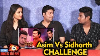Bigg Boss 13 | Will Asim And Sidharth Accept Salman's Challenge | BB 13 Charcha