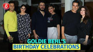 Akshay Kumar, Ritiesh Deshmukh, Genelia & other celebs attend Goldie Behl's Birthday Bash