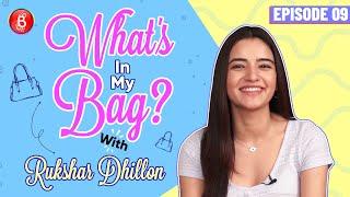 Rukshar Dhillon Reveals Her Bag Secrets In What's In My Bag Segment