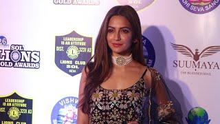 Kriti Kharbanda Full Exclusive Interview- 26th SOL Lions Gold Awards 2020