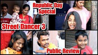 Street Dancer 3 Public Review