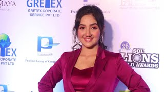 Ashnoor Kaur Full Exclusive Interview - 26th SOL Lions Gold Awards 2020