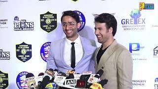 Yeh Rishtey Hai Pyaar Ke Serial Actor Shaheer Sheikh & Rithvik - 26th SOL Lions Gold Awards 2020