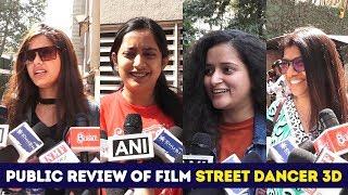 Street Dancer 3D Movie PUBLIC REVIEW | Hit Or Flop | Varun Dhawan, Shraddha Kapoor, Nora Fatehi