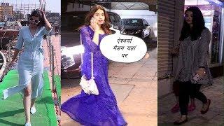 Aishwariya Rai Bachan, Diana Penty, Jhanvi Kapoor Spotted | News Remind