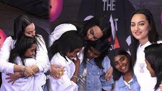 Sonakshi Sinha Sweet Gesture & Talk About Anshula Kapoor's Fankind