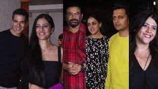 Akshay, Riteish, Madhavan, Tabu, Sonali, Ekta & Many Top Celebs Attend Goldie Behl's Birthday Party