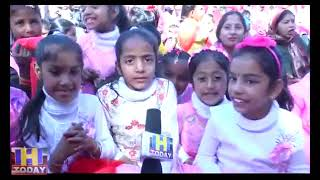 SHEETAL MODEL HIGH SCHOOL DHANETA ANNUAL PRIZE DISTRIBUTION FUNCTION SPECIAL INTERVIEW25 JAN 2020