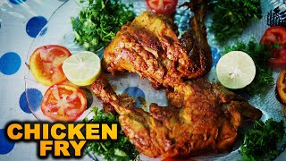 How To Make Chicken Fry | चिकन फ्राय   | Ruchik | Amita Nayak Salatry | Easy Recipe