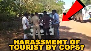 WATCH: Tourist Allege Harassment & Loot By Cops At Canacona