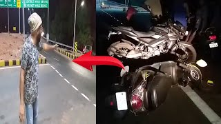 WATCH: Deadly Accidents On Cancona-Mashem By Pass Road Junctions Sans No-Entry Signs