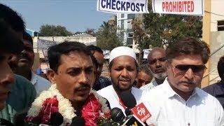 AIMIM Wins Dabeerpura Mir Basith Ali Dabeerpura Wins Seat ,MIM-10465, | @ SACH NEWS |