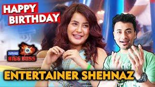 Bigg Boss 13 | Shehnaz Gill's Birthday | Entertainer Of The House | BB 13 Video
