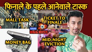 Bigg Boss 13 | Tasks To Be Coming Soon... | Mall Task, Mid-Night Eviction And More | BB 13 Video