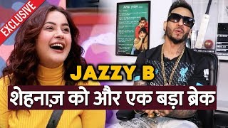 Exclusive: Singer Jazzy B To Sign Music Video With Shehnaz Gill | Bigg Boss 13 Interview