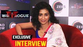 Chitrangada Satarupa Exclusive Interview | Kark Rogue Web Series | By RJ Divya Solgama