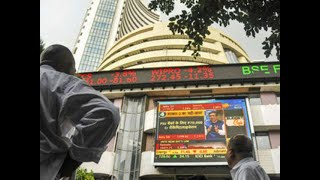 Sensex tanks 458 pts, Nifty barely holds 12,100; Tata Steel drops 4%