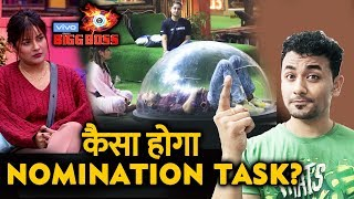 Bigg Boss 13 | Nomination Task Special | Full Details | BB 13 Video