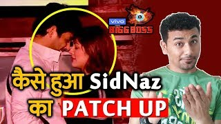 Bigg Boss 13 | Sidharth And Shehnaz BIG PATCH UP On Her Birthday | BB 13 Video