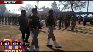 27 JAN N 2 B1 71 वें गणतंत्र दिवस के अवसर पर सभी कैबिनेटों ने तिरंगा फहराया