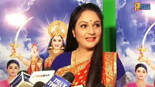 Gracy Singh As Santoshi Maa - Full Interview - Santoshi Maa Sunaye Vrat Kathayein Serial