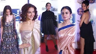 26th SOL Lions Gold Awards 2020 | Kriti Kharbanda, Amyra Dastur, Elli Avram Sayani Gupta & Others