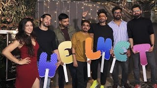 Wrap Up Party Of Film Helmet With Whole Team | हेल्मेट | Helmet Movie