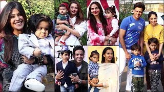 Ekta Kapoor's GRAND CELEBRATION For Son Ravi Kapoor's First Birthday In Mumbai With Many Celebs