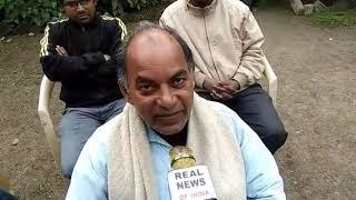 Bihar Shramjivi Patrakar Union Senior Citizen Republic Day Celebrated