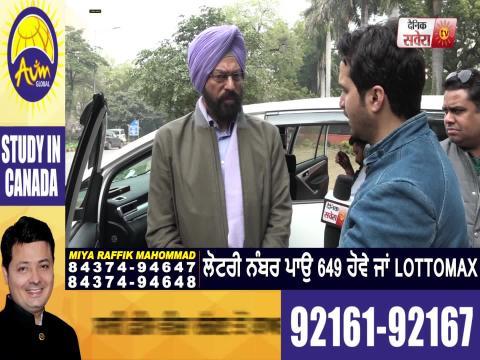 Exclusive Interview:  Congress के लिए Votes मांगने Delhi पहुंचे मंत्री Rana Gurmeet Sodhi