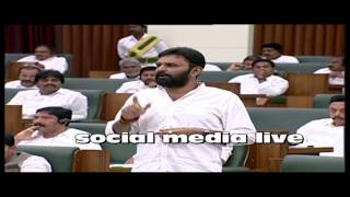 Kodali Nani Full Speech At AP Assembly | 3 Capitals Of AP Bill Details | social media live