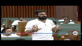 Chandrababu Special Flight Issue Comments | Kodali Nani Assembly Speech | social media live