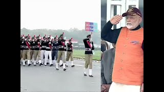 Watch: PM Modi attends NCC rally in New Delhi