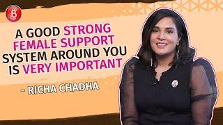 Richa Chadha's QUIRKY Yet HONEST Take On Female Bonding | Panga | Kangana Ranaut