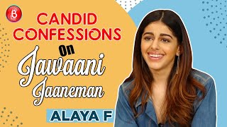 Alaya F's Candid Confessions On Working With Saif Ali Khan & Tabu In Jawaani Jaaneman