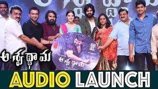 Aswathama Audio Launch | Naga Shaurya | Mehreen Kaur | Ramana Teja | Bhavani HD Movies