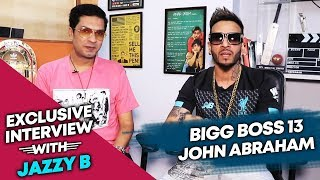 Jawaani Jaaneman Singer Jazzy B Exclusive Interview | Bigg Boss 13 | By RJ Divya Solgama