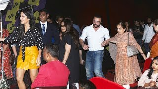 Salman Khan Family, Katrina Kaif & Sunil Grover At The Special Event By Picture Pathshala