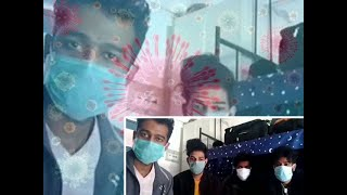 Coronavirus outbreak: 4 Indian students from Wuhan send 'SOS' video