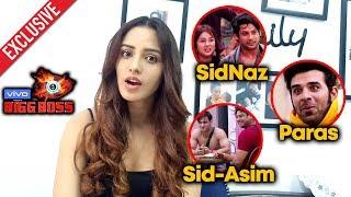 Exclusive: Nati Pinky Actress Ravneet Kaur Reaction On Sidharth | Asim Riaz, Paras | Bigg Boss 13
