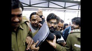 Delhi court sends Sharjeel Imam to 5-day police custody