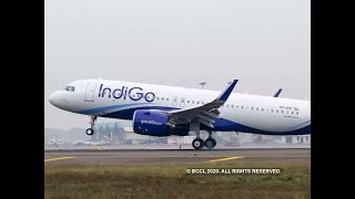 Coronavirus: IndiGo suspends some flights to China, Hong Kong