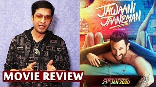 Jawaani Jaaneman Movie Review | FULL MOVIE | Saif Ali Khan, Tabu, Alaya F | By Divya Solgama