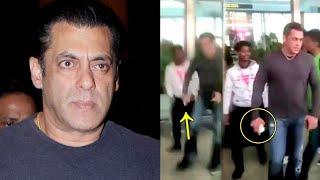 Salman Khan ने अपने फैंस के साथ की बदतमीजी, वीडियो हुआ वायरल
